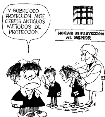 Mafalda y Los Derechos de Los Niños 2